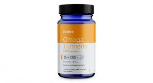 Elixinol Introduces Omega Turmeric CBD Capsules