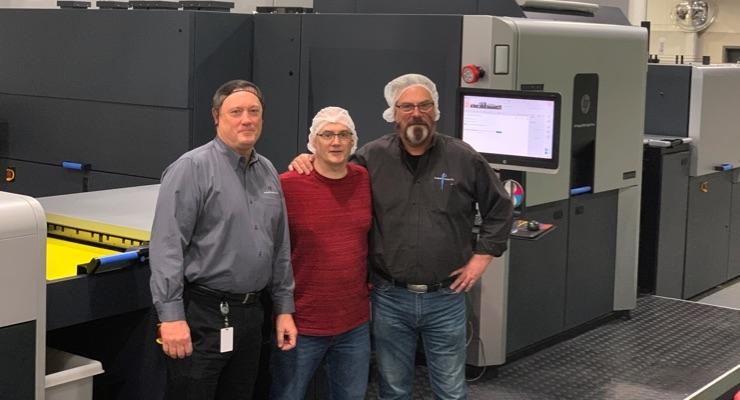 Boutwell Owens Upgrades HP Indigo 30000 Digital Press