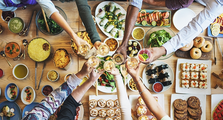 Diversity and Global Connectivity Spark Opportunities for Culinary Innovation