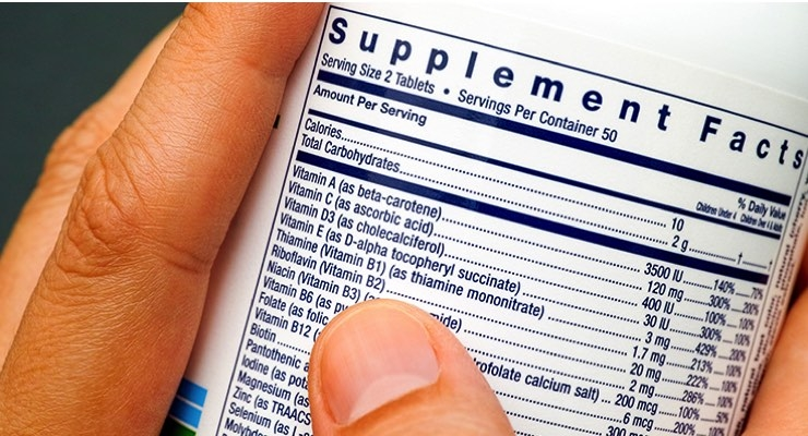 FDA Releases Guidance for Smaller Firms on Nutrition and Supplement Facts Labels