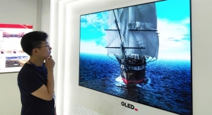 LG Display's OLED TV Displays Receive Low Blue Light Display (OLED) Verified Mark from UL