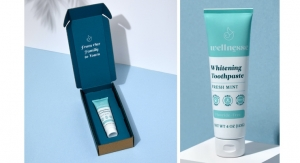 Wellnesse Launches Toothpaste in a Compostable Tube