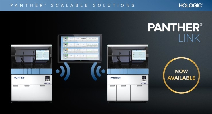 Hologic Launches Scalable Options for Panther System