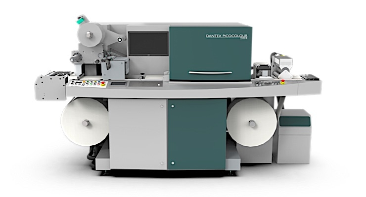 Syracuse Label & Surround Printing adds Dantex PicoColour press
