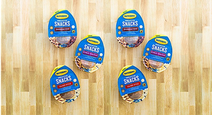 New snack requires creative packaging