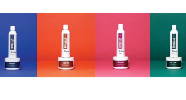 Overtone Expands Color Range