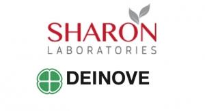 Sharon Labs Partners with Deinove
