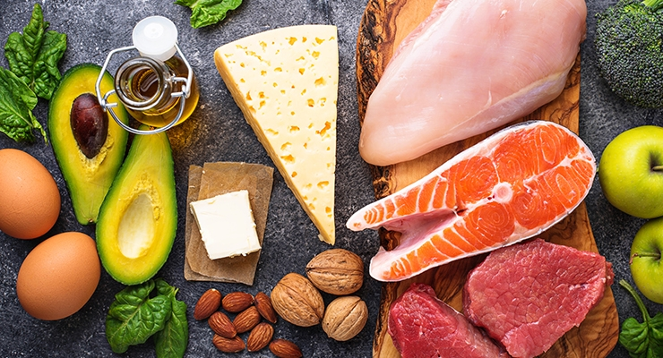 Keto Diet May Only Offer Short-Term Benefits: Mouse Study