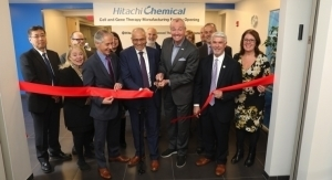 Hitachi Opens Cell and Gene Therapy Facility in NJ