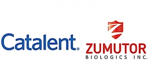 Catalent, Zumutor Biologics Ink Mfg. Agreement