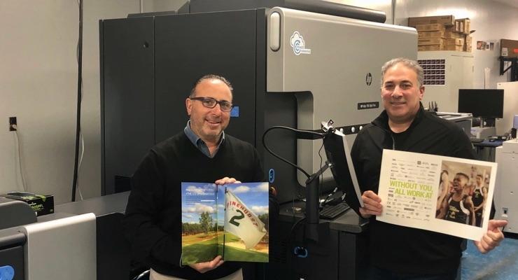 DATAGRAPHIC Upgrades to HP Indigo 7900 Digital Press