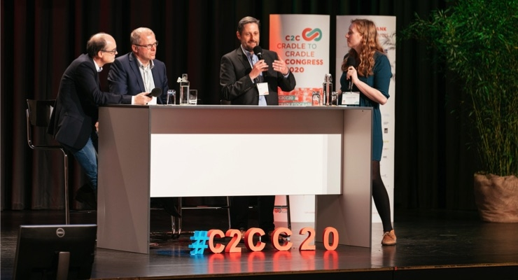 hubergroup Underlines Importance of Sustainability at C2C Congress