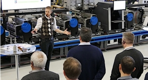 Gallus hosts open house in Switzerland