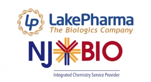 LakePharma, NJ Bio Form ADC Alliance
