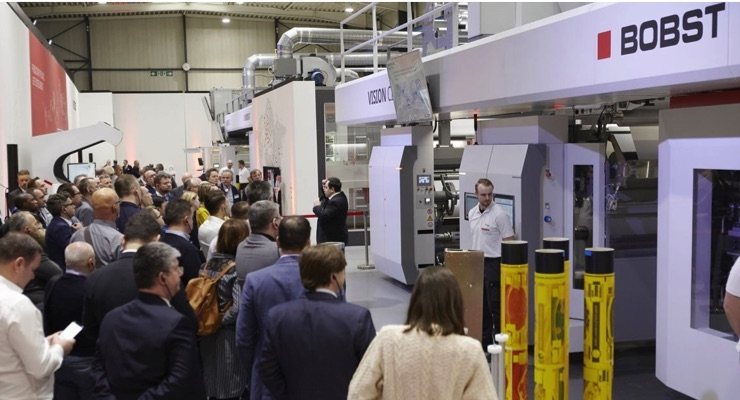 Bobst Hosts Open House at Flexo Center of Excellence