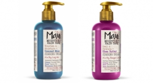 Maui Moisture Introduces Two Vegan Combing Creams