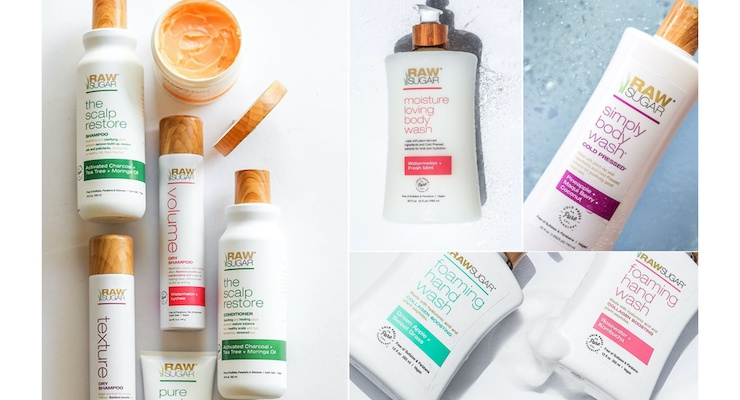 Raw Sugar Living Expands 'Clean' Personal Care Line