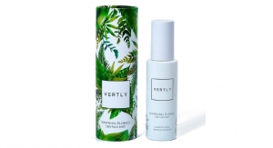 Vertly Launches Soothing Florals + CBD Face Mist