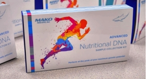 New DNA Test Kit Yields Nutrigenetic Report and Customizable Meal Plan