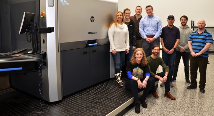 Vivid Impact Adds HP Indigo 12000 Digital Press