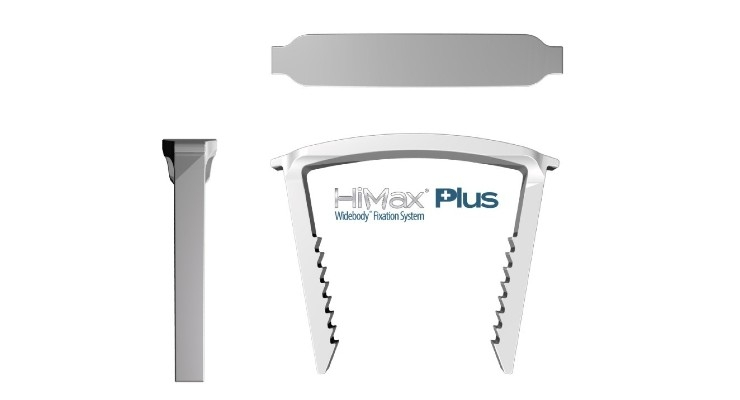 CrossRoads Extremity Launches Foot Fusion Fixation System