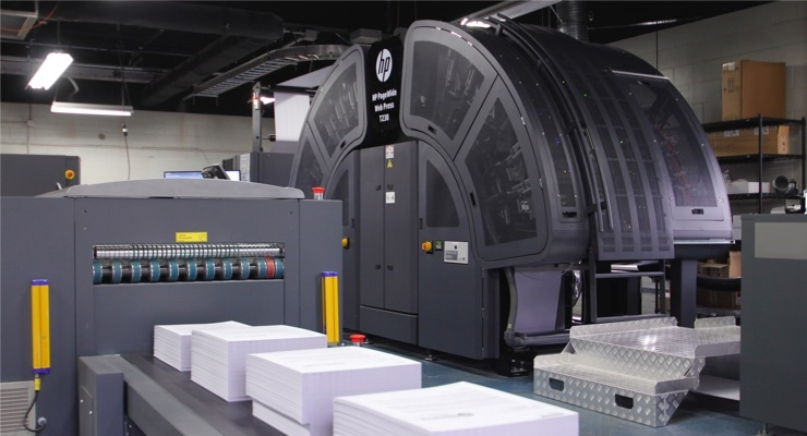 Premier Graphics Adds 2 HP PageWide Web Presses
