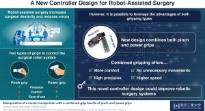 Tokyo Scientists Design New Robotic Surgical Arm Controller