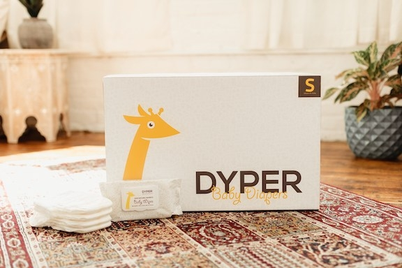 Dyper Offers Composting Service for Diapers
