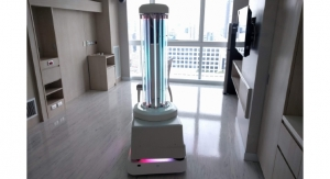 China Battling Coronavirus with UV Robots