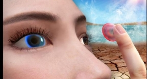 Contact Lens Shows Real-Time Eye Moisture, Pressure Changes