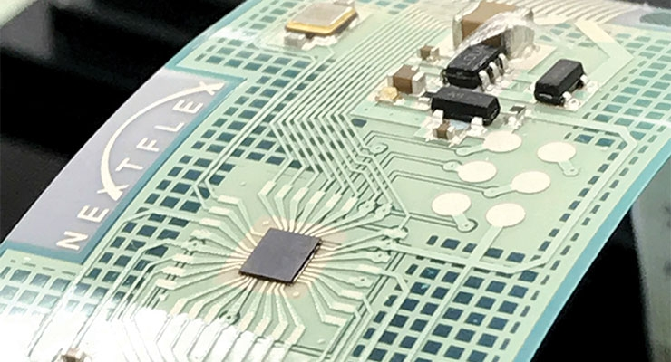 New Applications for Printed and Flexible Sensors Gain in Markets