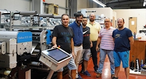 Greek converter invests in first Gallus label press