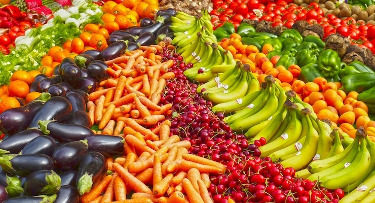 Certain Fruits and Veggies May Help Mitigate Menopause Symptoms