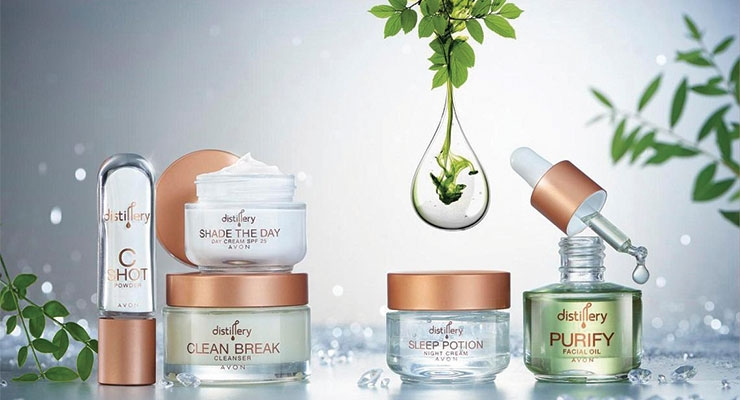 Avon Launches Clean Beauty, Recyclable Product Line