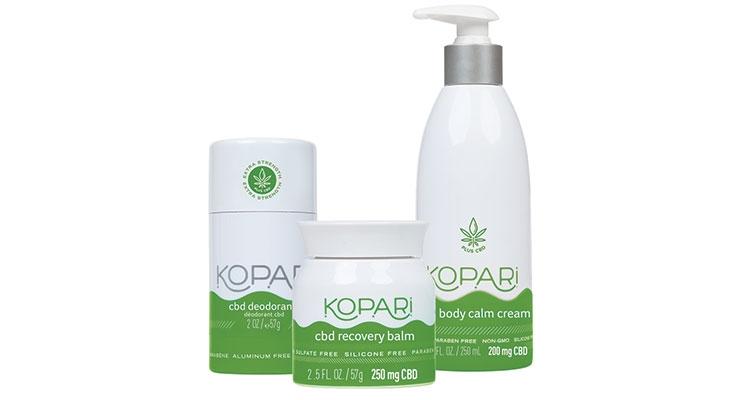 Kopari's New Lineup Adds CBD to Coconut