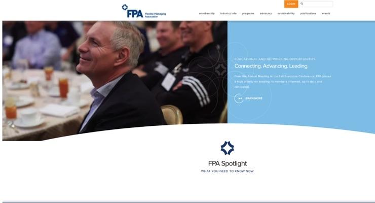 Flexible Packaging Association Launches New Website