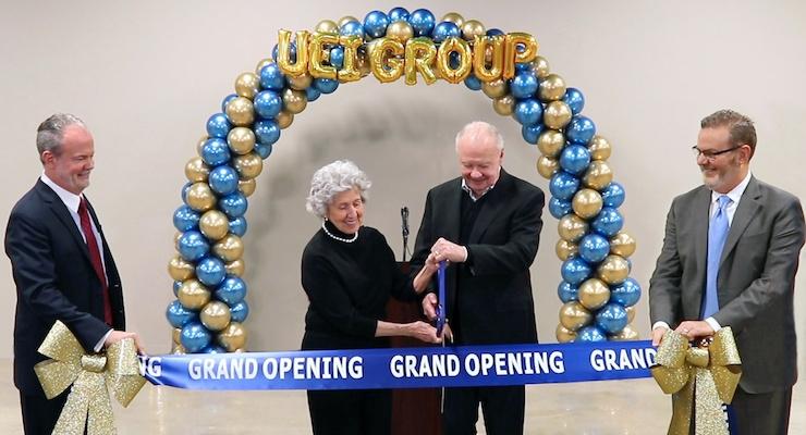 UEI Group Cuts Ribbon On New World Headquarters in Kansas