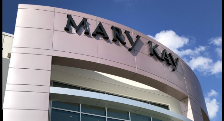 Mary Kay Partners with SPICE