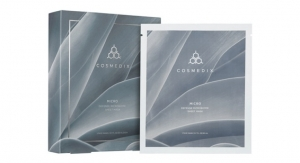 COSMEDIX Launches Microbiome Sheet Mask