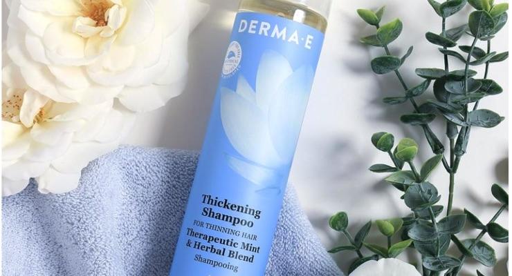 Derma e Expands Hair Care Range
