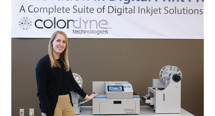 Tabletop Digital Printers