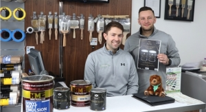 Topdec Decorating Supplies Showcases HMG Paints, Other British Brands in New Store