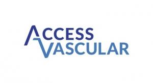 FDA OKs Access Vascular