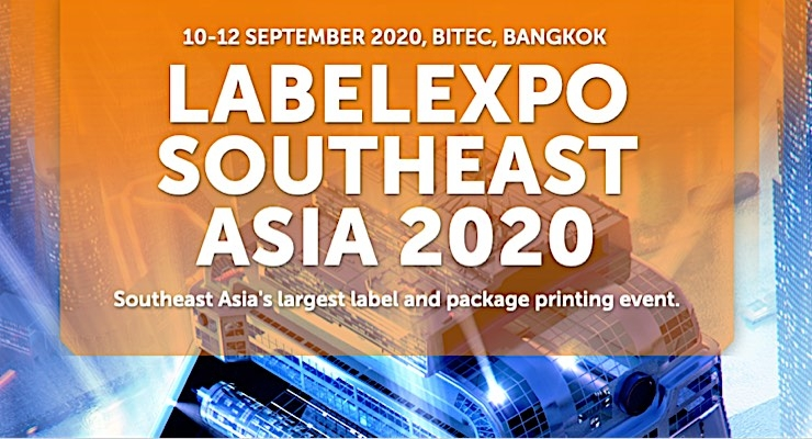 Labelexpo Southeast Asia postponed