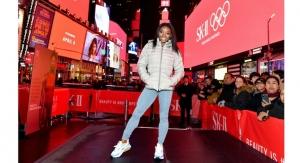 Simone Biles Stars in SK-II