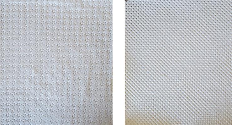 Co-form Nonwovens Comprising of Cotton Flock Fibers