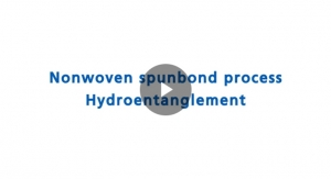 Nonwoven Spunbond Process - Hydroentanglement