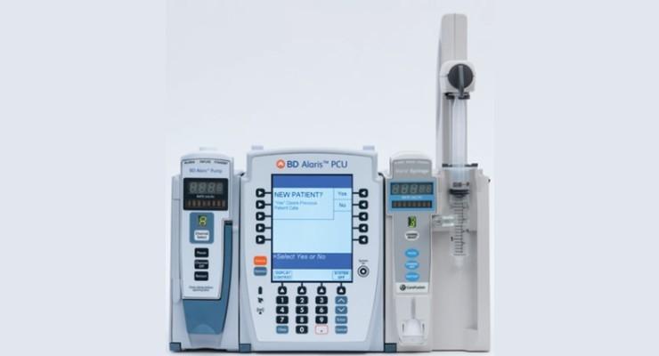 BD Recalls Alaris System Infusion Pumps