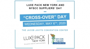 Luxe Pack New York and NYSCC Suppliers' Day Will Cross Over