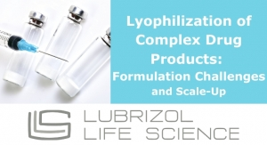 Lyophilization of Complex Drug Products: Formulation Challenges and Scale-Up